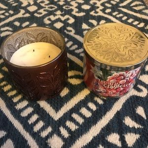 Bath and Body Works Candle Bundle
